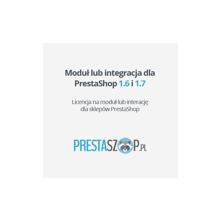 Moduł integracja z hurtownią TopeShop