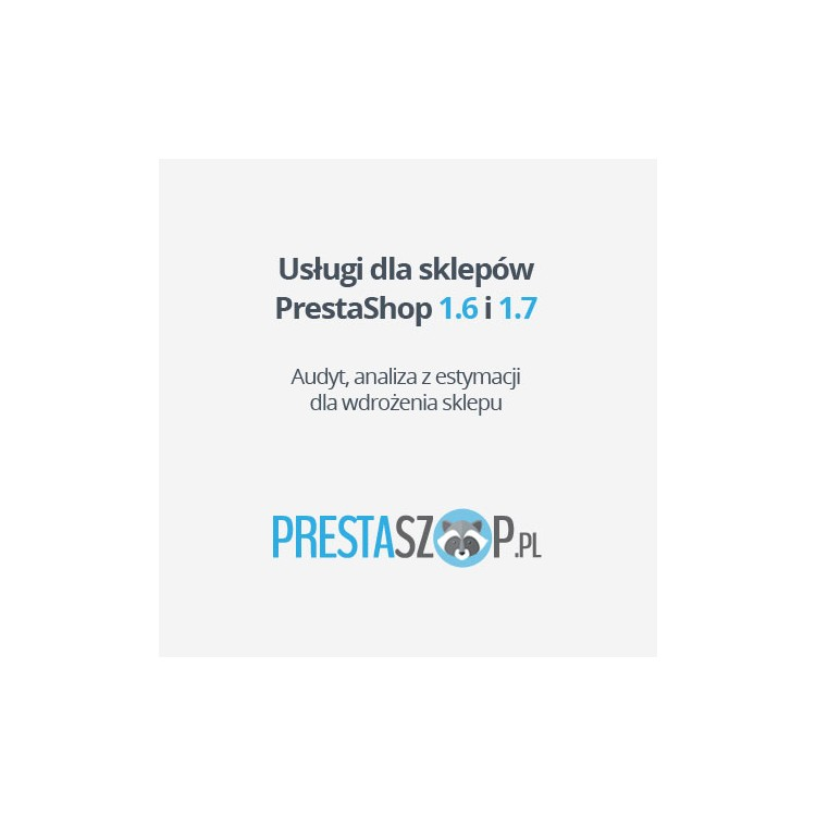 Wdrożenie Prestashop