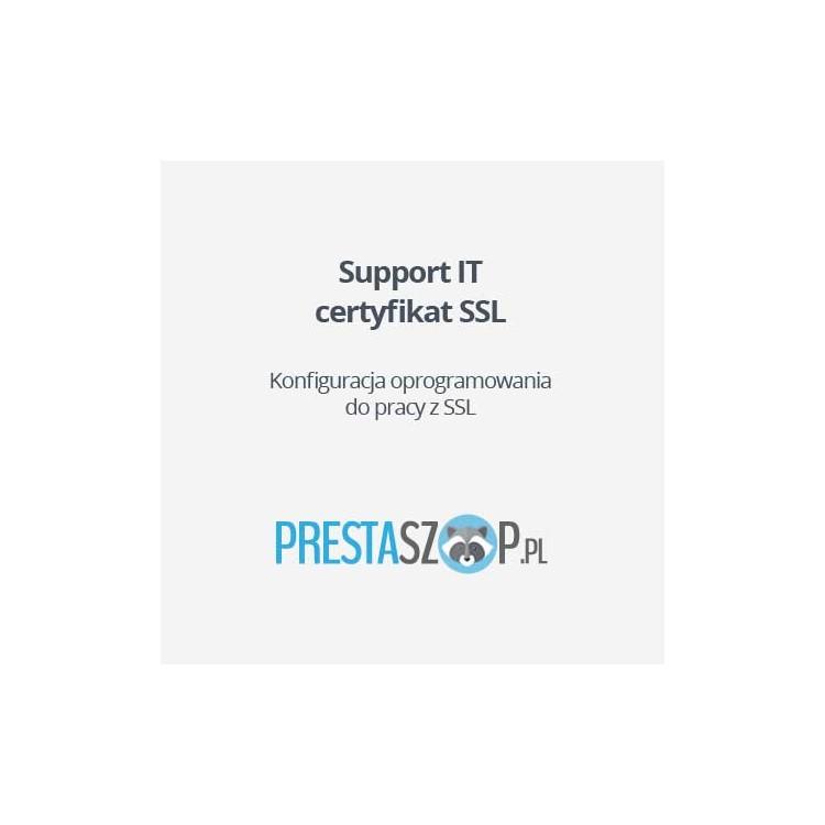 Certyfikat SSL Comodo Positive