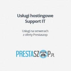 Support IT - Zarządzanie serwerem
